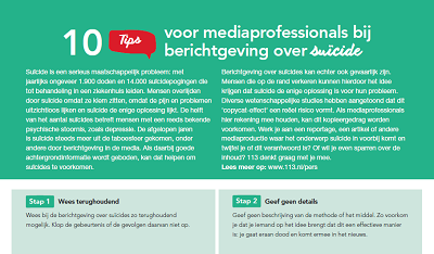 10 Tips voor mediaprofessionals