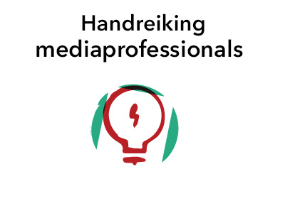 Handreiking mediaprofessionals